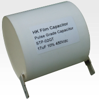 hk film capacitor   energy discharge capacitors pulse